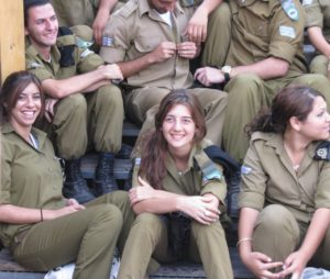 Soldiers engaged in the Israeli/Palestine conflict rape less than those engaged in other wars.