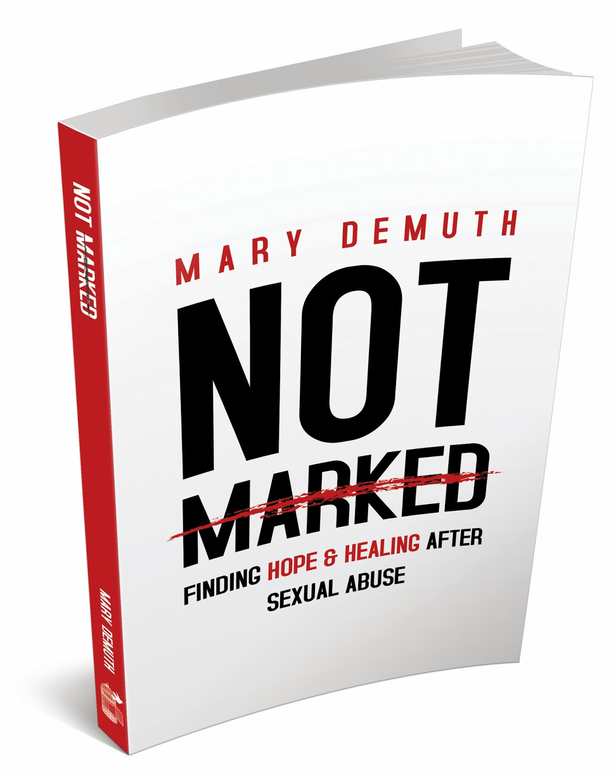 Mary DeMuth: Not Marked